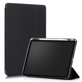 """Apple iPad Pro 12.9"""" 2020 / 2021 tablet tok toll tartóval, fekete - mob-tok-shop.hu"""