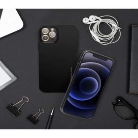 iPhone 11 PRO i-Jelly Mercury szilikon tok, FEKETE - mob-tok-shop.hu