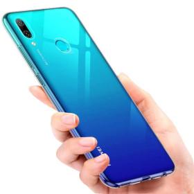 Huawei P Smart (2019) szilikon tok, ÁTLÁTSZÓ - mob-tok-shop.hu