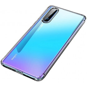 Huawei P30 szilikon tok, ÁTLÁTSZÓ - mob-tok-shop.hu