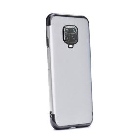 Xiaomi Redmi Note 9 / 9S / 9 PRO / 9 PRO MAX átlátszó szilikon tok, ELECTRO FEKETE - mob-tok-shop.hu