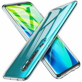 Xiaomi Mi NOTE 10 / NOTE 10 PRO szilikon tok, ÁTLÁTSZÓ - mob-tok-shop.hu