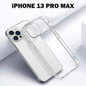 iPhone 13 PRO MAX szilikon tok, átlátszó - mob-tok-shop.hu