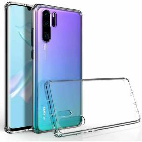 Huawei P30 PRO szilikon tok, ÁTLÁTSZÓ